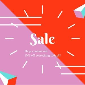 Other - 10% off EVERYTHING